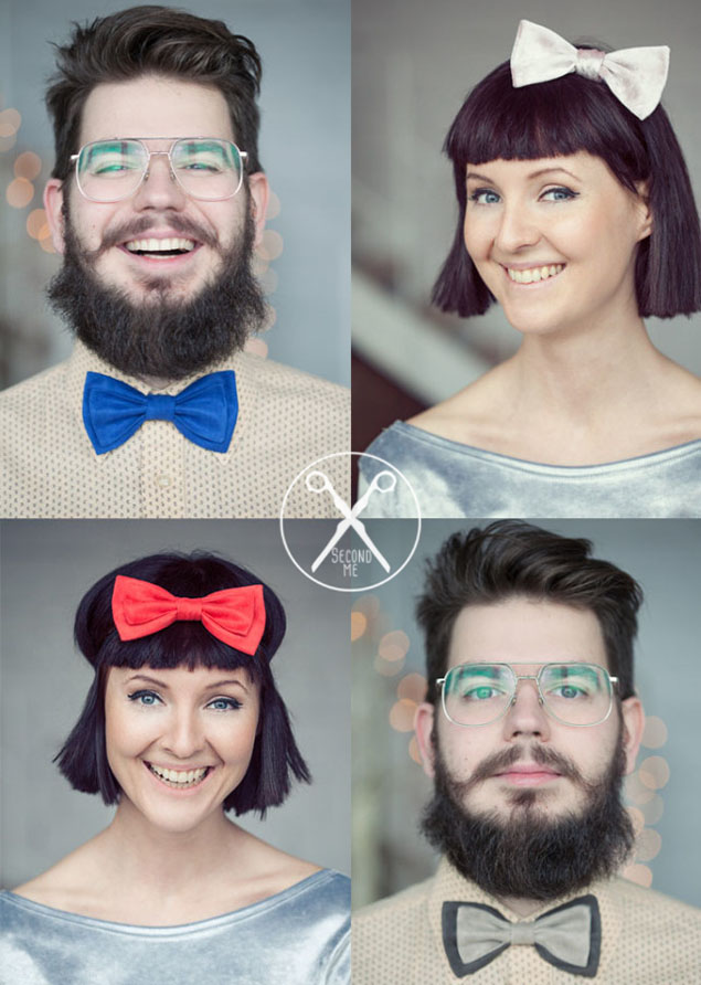 Bow ties ribbons