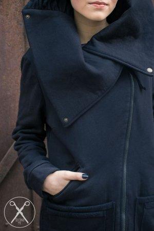 Cotton Large Collar Hood Jacket | Second ME | www.secondme.eu